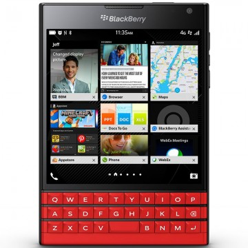 Folii BlackBerry Passport