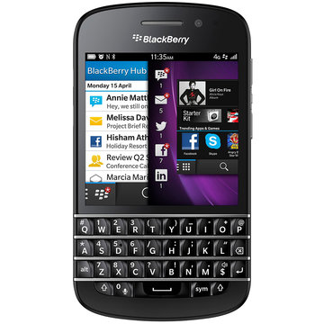Folii BlackBerry Q10