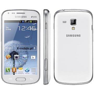 Folii Samsung Galaxy S Duos S7562