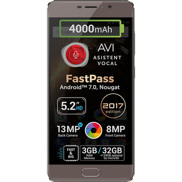 Folii Allview P9 Energy Lite 2017