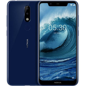 Folii Nokia X5 2018