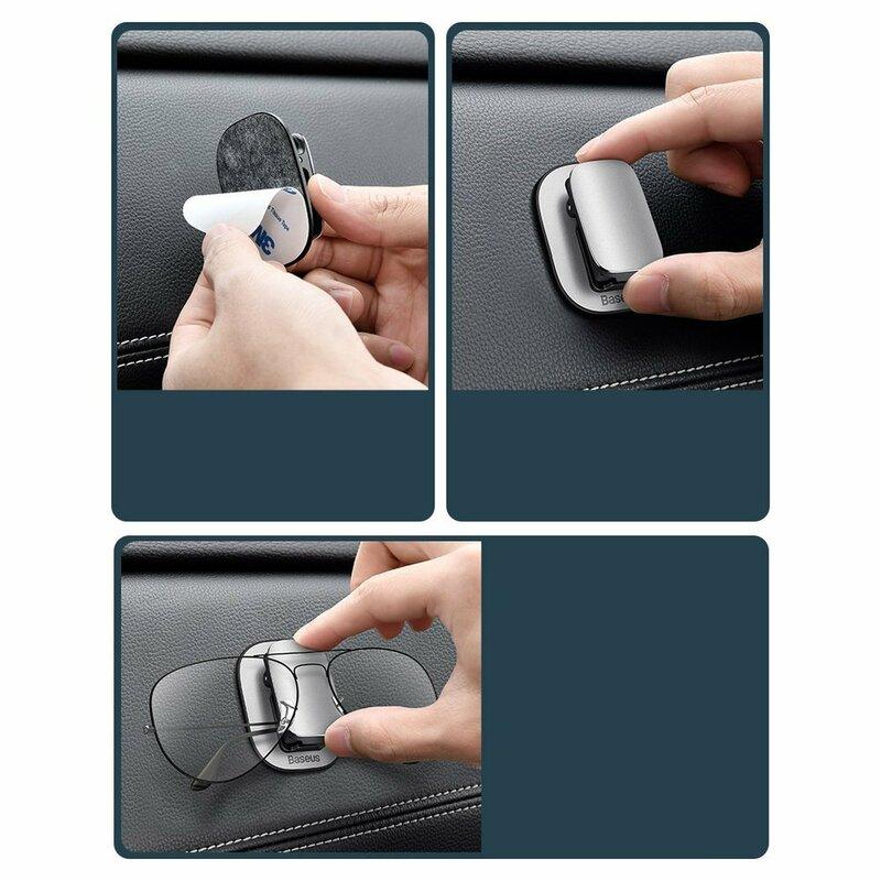Suport Auto/Organizator Baseus Platinum Vehicle Eyewear ...