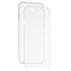 Husa Apple iPhone 6, 6S FullCover 360 - Transparent
