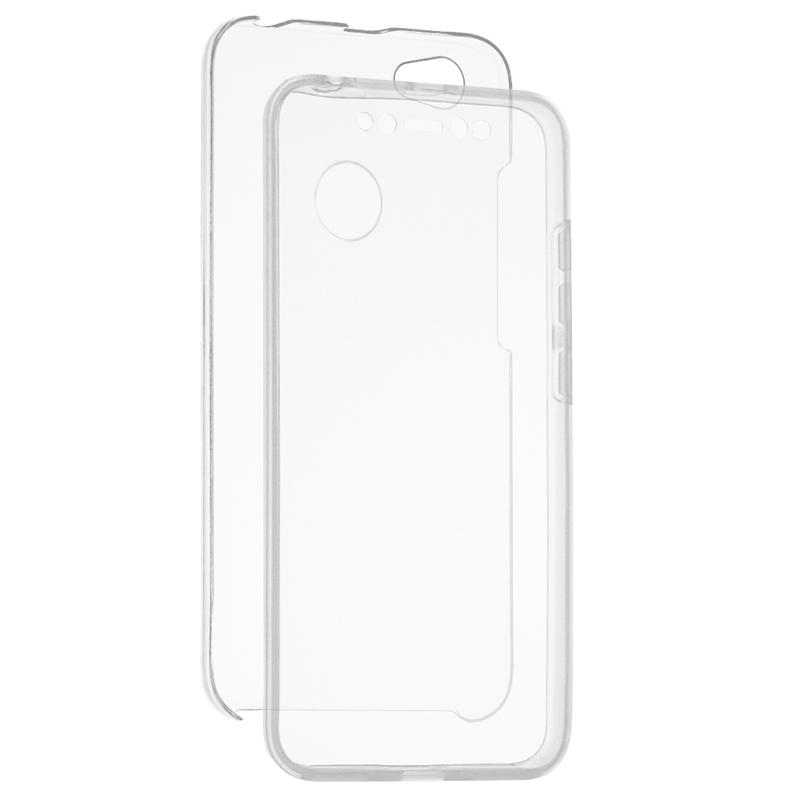 Husa Xiaomi Redmi Note 5A FullCover 360 - Transparent