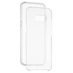 Husa Samsung Galaxy S8 Plus FullCover 360 - Transparent