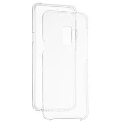 Husa Samsung Galaxy S9 G960 FullCover 360 - Transparent