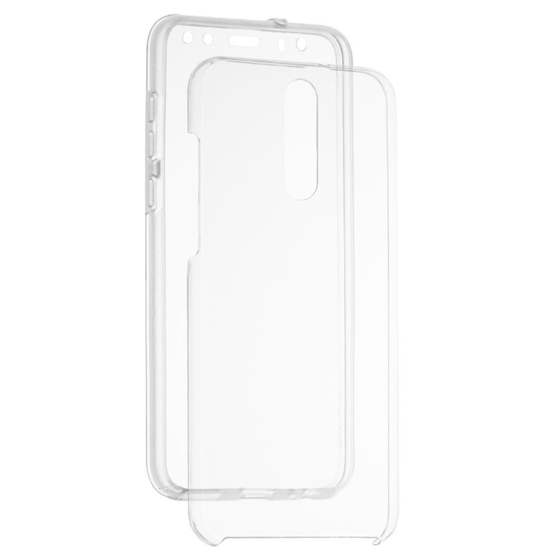 Husa Huawei Mate 10 Lite FullCover 360 - Transparent