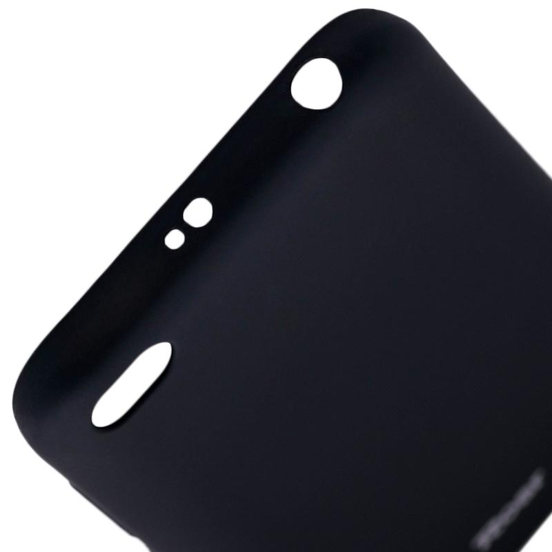 Husa Xiaomi Redmi 5A Roar Colorful Jelly Case Negru Mat