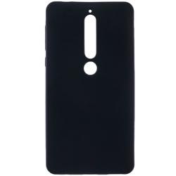 Husa Nokia 7 Plus TPU Flash Mat - Negru
