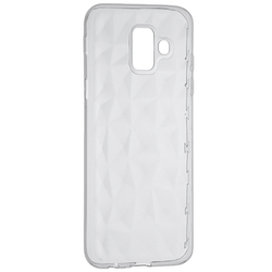 Husa Samsung Galaxy A6 2018 Silicon TPU Prism - Transparent