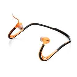 Casti In-Ear Cu Microfon Remax Sports RM-S15 - Orange