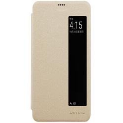 Husa Huawei P20 NILLKIN Sparkle Flip Auriu