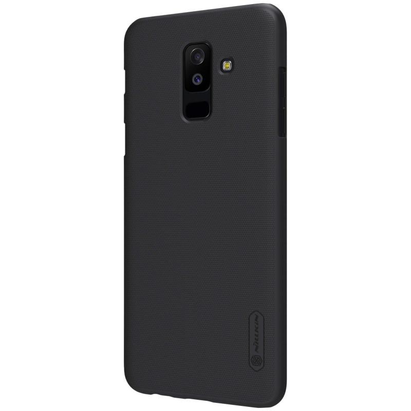 Husa Samsung Galaxy A6 Plus 2018 Nillkin Frosted Negru