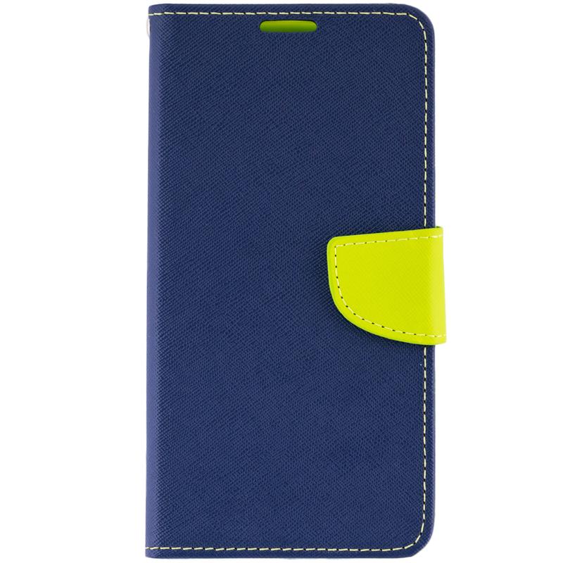 Husa Nokia 7 Plus Flip Albastru MyFancy