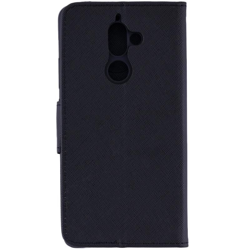 Husa Nokia 7 Plus Flip Negru MyFancy