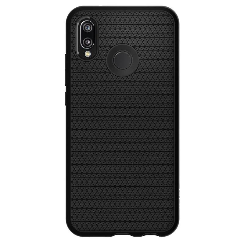 Carcasa Huawei P20 Lite Spigen Liquid Air - Black