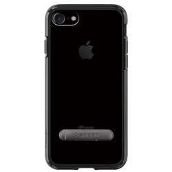 Bumper Spigen iPhone 7 Ultra Hybrid - Jet Black