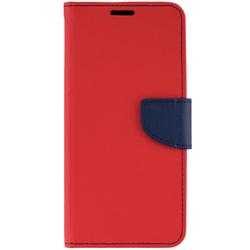 Husa Huawei Y7 Prime 2018 Flip Rosu MyFancy
