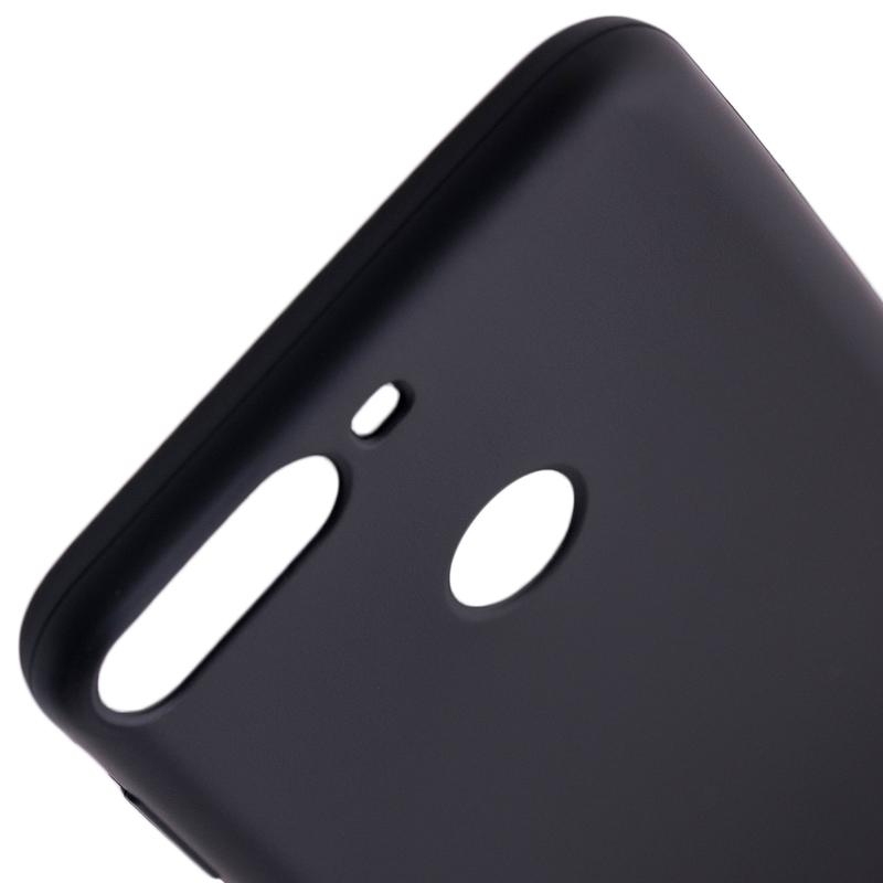 Husa Huawei Y7 Prime 2018 TPU Flash Mat - Negru