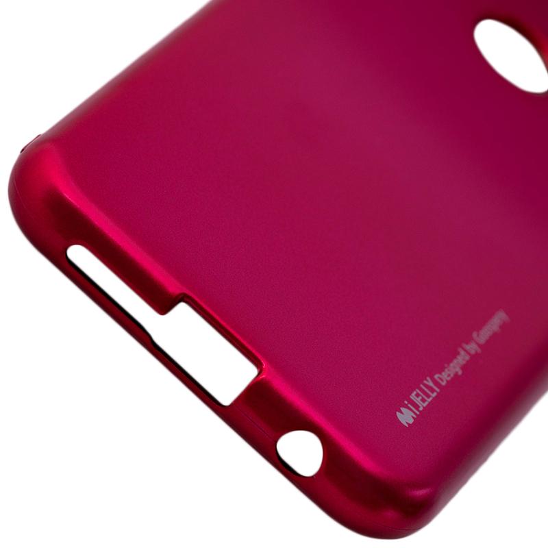 Husa Huawei P20 Lite Mercury i-Jelly TPU - Roz
