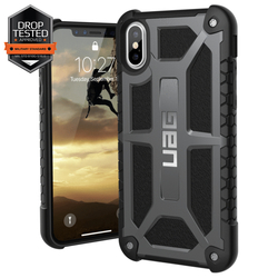 Husa iPhone X, iPhone 10 UAG Monarch - Graphite