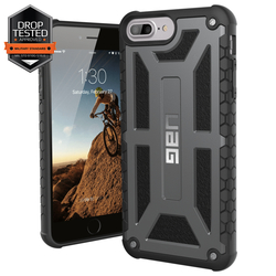 Husa iPhone 8 Plus UAG Monarch - Graphite