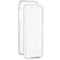 Husa Samsung Galaxy A6 2018 TPU UltraSlim 360 Transparent