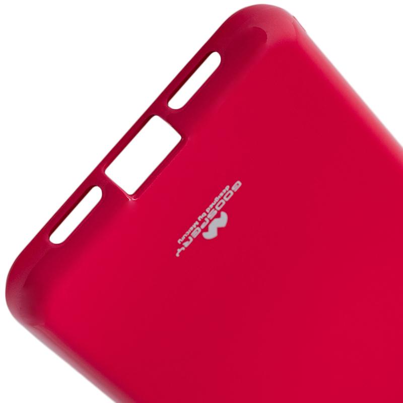 Husa Huawei P20 Goospery Jelly TPU Roz