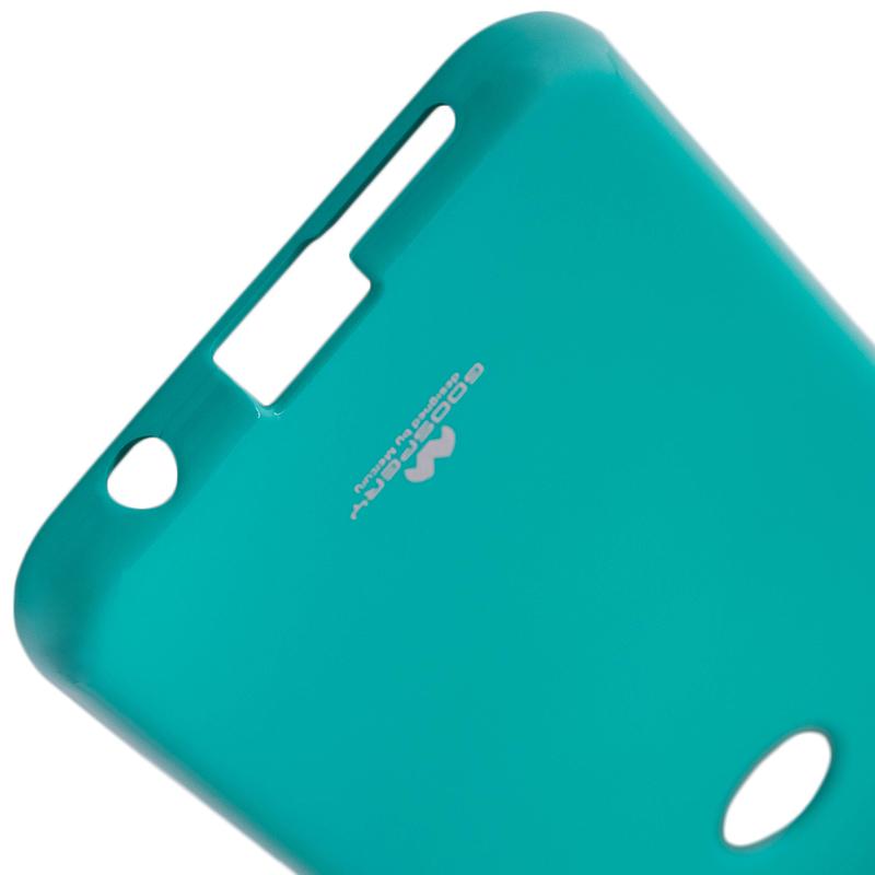 Husa Huawei P20 Lite Goospery Jelly TPU Mint