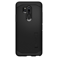 Bumper Spigen LG G7 ThinQ Slim Armor - Black