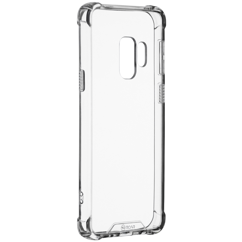 Husa Samsung Galaxy S9 Roar Armor Transparent