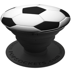 Popsockets Original, Suport Cu Functii Multiple - Soccer Ball