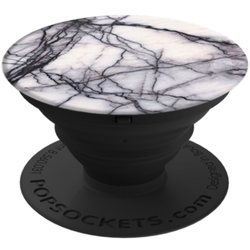 Popsockets Original, Suport Cu Functii Multiple - White Marble