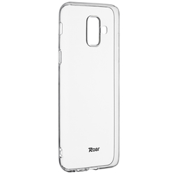 Husa Samsung Galaxy A6 2018 Roar Colorful Jelly Case Transparent
