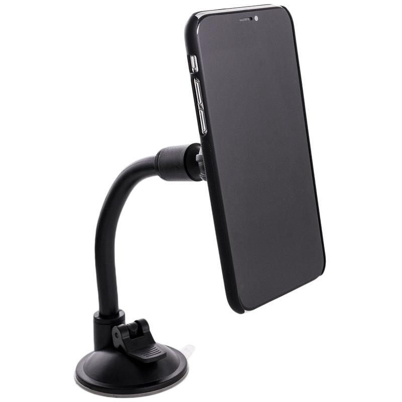 Suport Auto Universal Magnetic Pentru Telefon S081 - Black