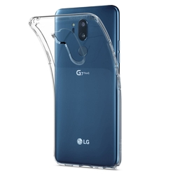 Bumper LG G7 ThinQ Spigen Liquid Crystal - Clear
