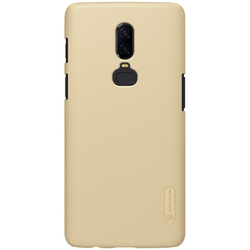 Husa OnePlus 6 Nillkin Frosted Auriu