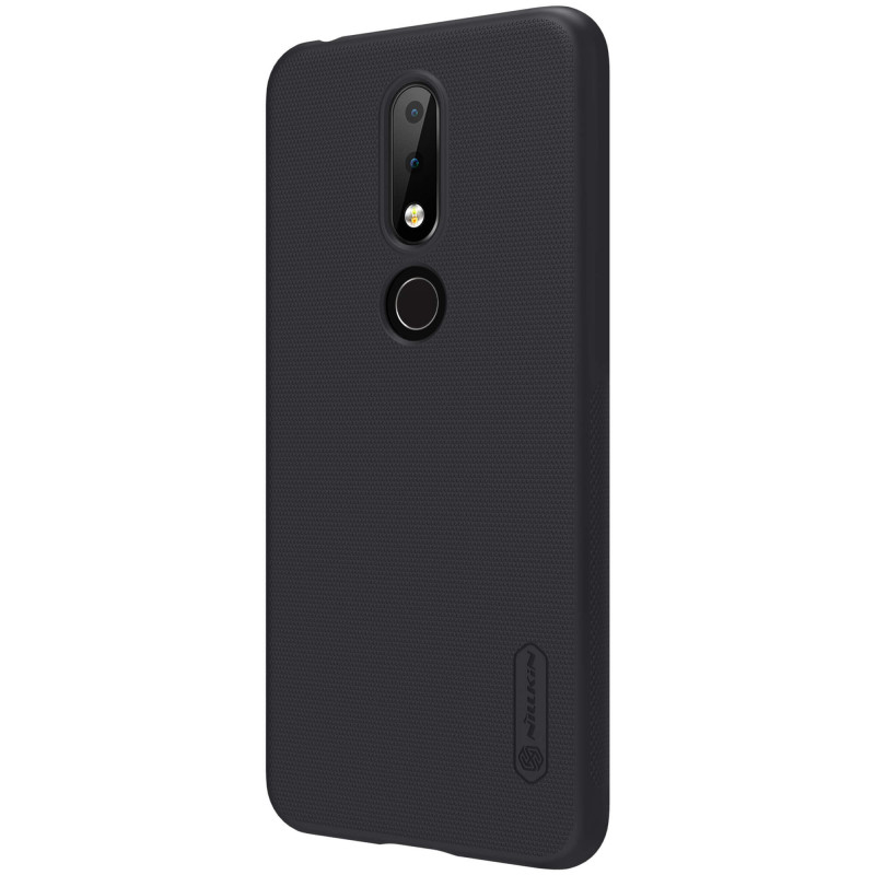 Husa Nokia X6 2018 Nillkin Frosted Black