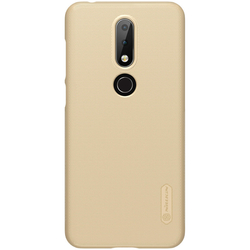 Husa Nokia X6 2018 Nillkin Frosted Gold