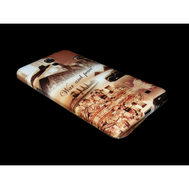 Husa Samsung Galaxy Mega 2 SM-G750F Silicon Gel TPU Model CN04
