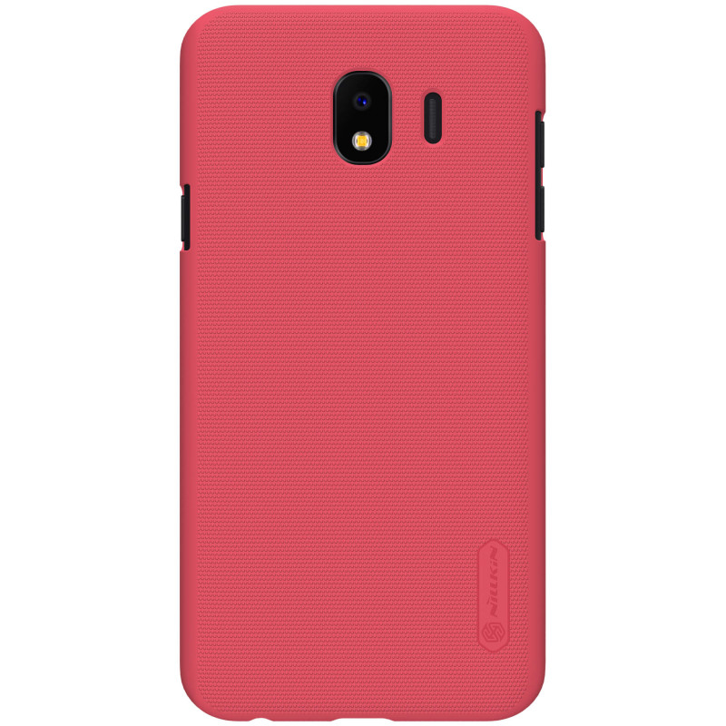 Husa Samsung Galaxy J4 2018 Nillkin Frosted Red