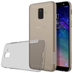 Husa Samsung Galaxy A6 2018 Nillkin Nature UltraSlim Fumuriu