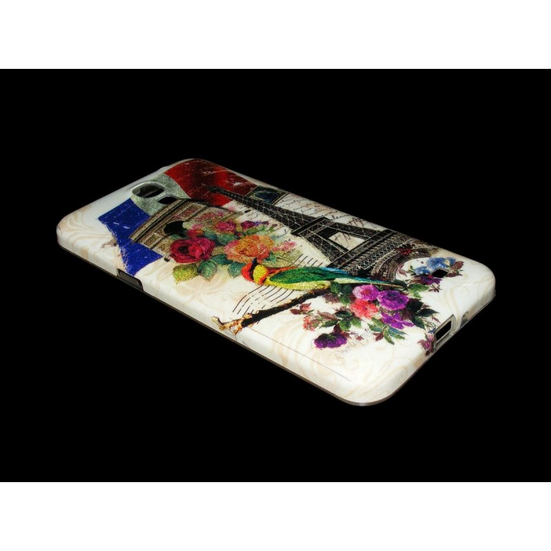Husa Samsung Galaxy Mega 2 SM-G750F Silicon Gel TPU Model CN10
