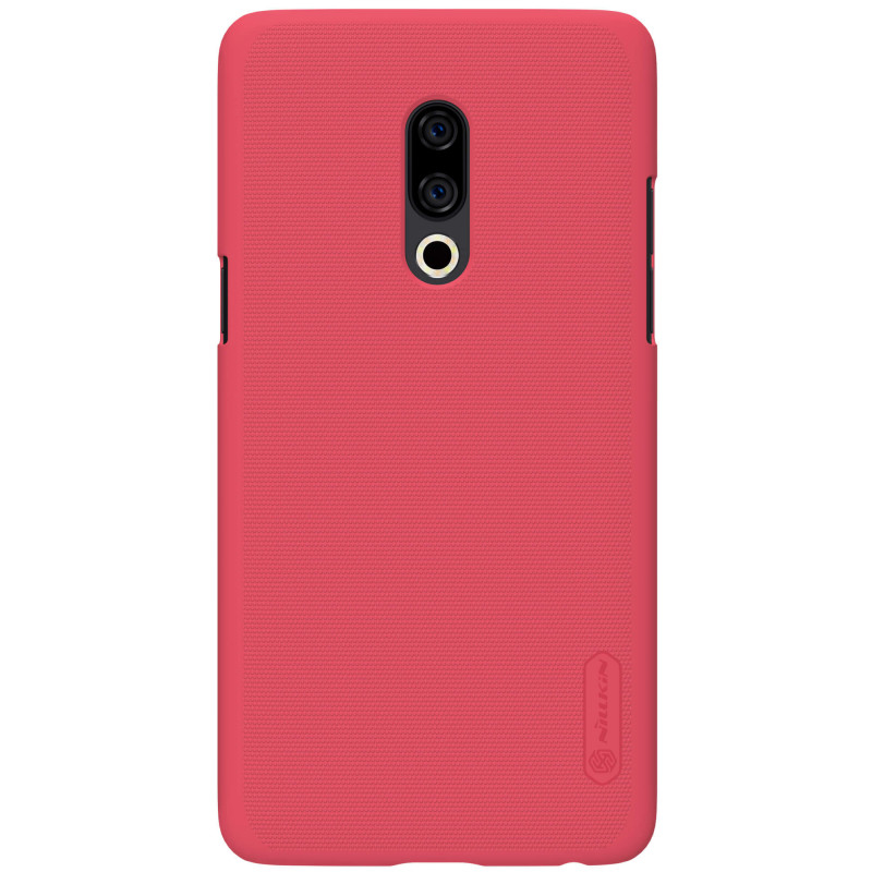 Husa Meizu 15 Nillkin Frosted Red
