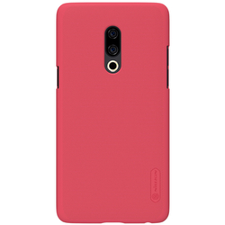 Husa Meizu 15 Plus Nillkin Frosted Red