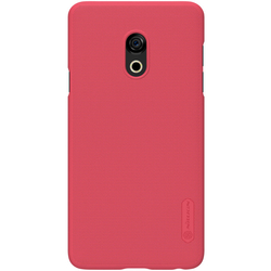 Husa Meizu 15 Lite Nillkin Frosted Red