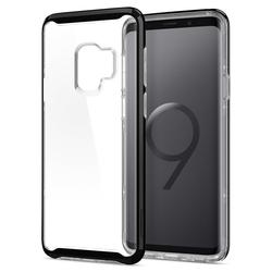Bumper Spigen Samsung Galaxy S9 Neo Hybrid Crystal - Midnight Black