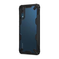 Husa Huawei P20 Ringke Fusion X - Black