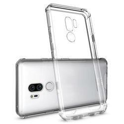 Husa LG G7 ThinQ Air Hybrid - Transparent
