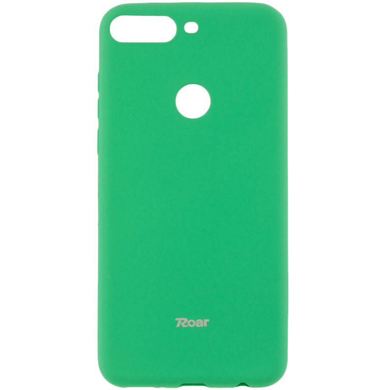 Husa Huawei Y7 Prime 2018 Roar Colorful Jelly Case - Mint Mat